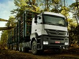 Photos of Mercedes-Benz Axor 3341 2011
