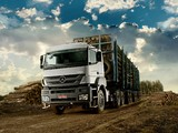 Pictures of Mercedes-Benz Axor 3344 2005
