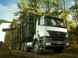 Pictures of Mercedes-Benz Axor 3340 2005–10