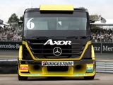 Pictures of Mercedes-Benz Axor Formula Truck 2011