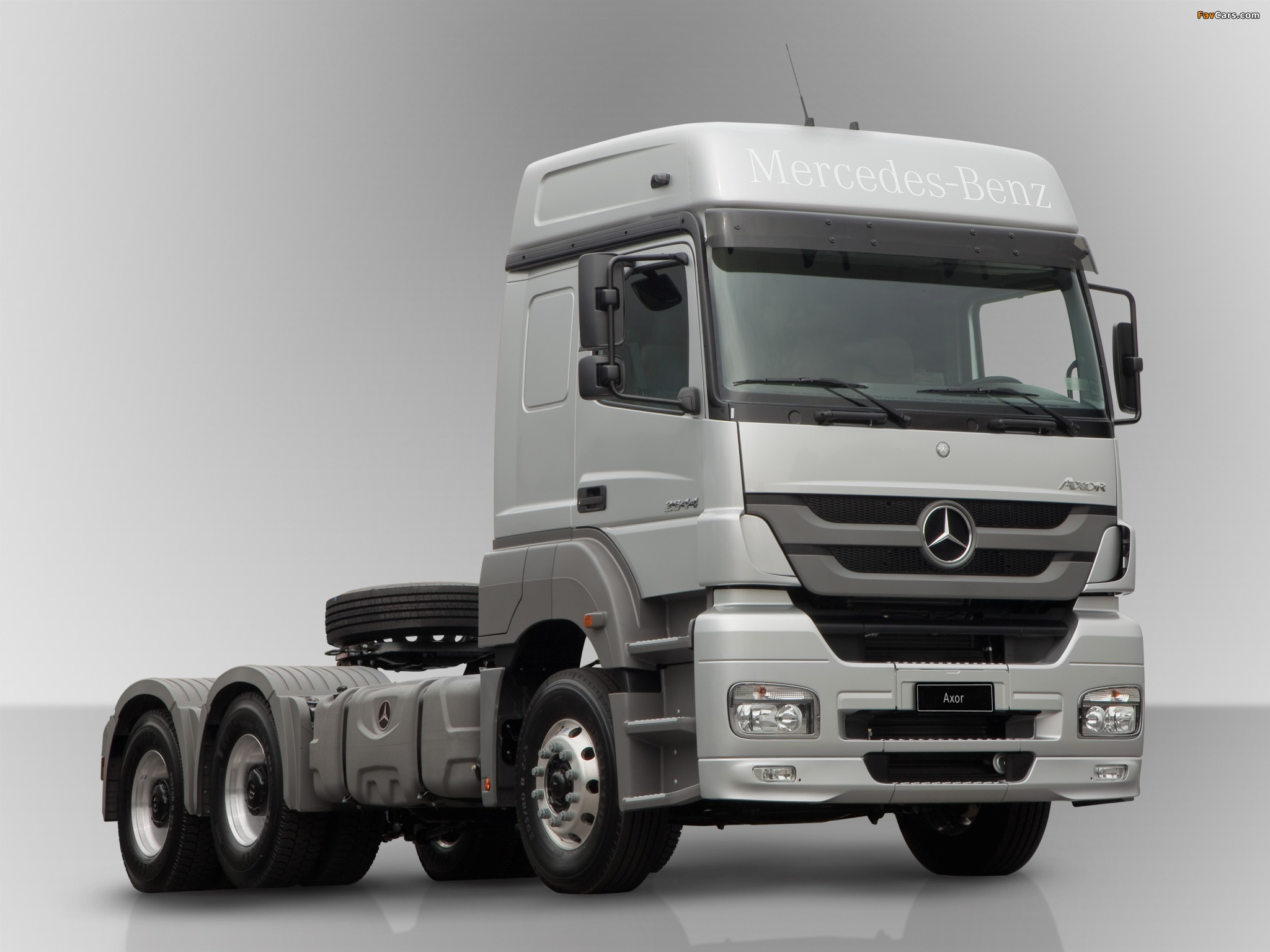 Mercedes-Benz Axor 2644 2011 wallpapers (2048 x 1536)