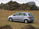 Images of Mercedes-Benz B 200 CDI (W245) 2005–08