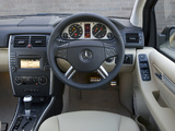 Images of Mercedes-Benz B-Klasse UK-spec (W245) 2008–11