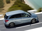 Images of Mercedes-Benz B 200 CDI BlueEfficiency (W246) 2011
