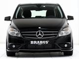Images of Brabus Mercedes-Benz B-Klasse (W246) 2012