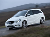 Images of Mercedes-Benz B 200 BlueEfficiency UK-spec (W246) 2012