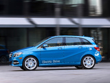 Images of Mercedes-Benz B-Klasse Electric Drive US-spec (W246) 2013
