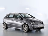 Mercedes-Benz Compact Sports Tourer Vision B (W245) 2004 pictures