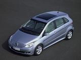 Mercedes-Benz B 200 CDI (W245) 2005–08 images