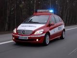 Mercedes-Benz B-Klasse Feuerwehr (W245) 2005–08 pictures