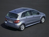 Mercedes-Benz B 200 CDI (W245) 2005–08 pictures