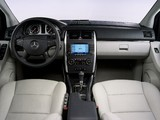 Mercedes-Benz B 200 Turbo (W245) 2005–08 wallpapers