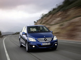 Mercedes-Benz B 170 NGT (W245) 2008–11 pictures
