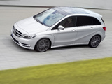 Mercedes-Benz B 200 CDI BlueEfficiency (W246) 2011 images