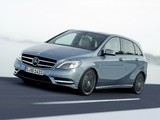Mercedes-Benz B 200 CDI BlueEfficiency (W246) 2011 photos