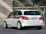 Mercedes-Benz B-Klasse E-CELL Plus Concept (W246) 2011 photos
