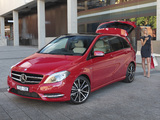 Mercedes-Benz B 200 BlueEfficiency AU-spec (W246) 2011 pictures