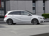 Mercedes-Benz B 200 CDI BlueEfficiency (W246) 2011 wallpapers