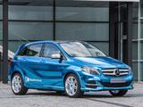 Mercedes-Benz B-Klasse Electric Drive Concept (W246) 2012 images