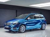 Mercedes-Benz B-Klasse Electric Drive Concept (W246) 2012 photos