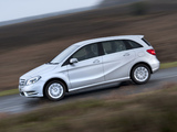 Mercedes-Benz B 180 CDI BlueEfficiency UK-spec (W246) 2012 photos