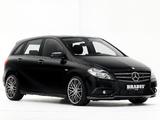 Brabus Mercedes-Benz B-Klasse (W246) 2012 pictures