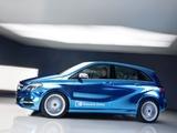 Mercedes-Benz B-Klasse Electric Drive Concept (W246) 2012 wallpapers