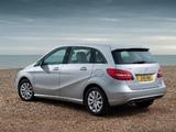 Mercedes-Benz B 180 CDI BlueEfficiency UK-spec (W246) 2012 wallpapers