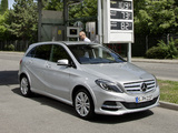 Mercedes-Benz B 200 CNG (W246) 2013 images
