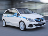 Mercedes-Benz B 200 CNG (W246) 2013 photos