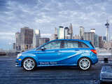 Mercedes-Benz B-Klasse Electric Drive US-spec (W246) 2013 photos