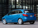 Mercedes-Benz B-Klasse Electric Drive US-spec (W246) 2013 pictures