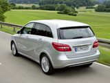 Mercedes-Benz B 200 CNG (W246) 2013 pictures