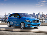 Mercedes-Benz B-Klasse Electric Drive US-spec (W246) 2013 wallpapers