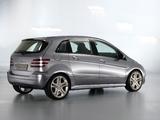 Photos of Mercedes-Benz Compact Sports Tourer Vision B (W245) 2004