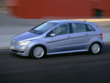 Photos of Mercedes-Benz B 200 CDI (W245) 2005–08