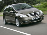 Photos of Mercedes-Benz B-Klasse UK-spec (W245) 2008–11
