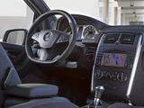 Photos of Mercedes-Benz B 55 Prototype (W245) 2010