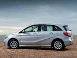Photos of Mercedes-Benz B 180 CDI BlueEfficiency UK-spec (W246) 2012