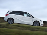 Photos of Mercedes-Benz B 200 BlueEfficiency UK-spec (W246) 2012