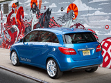 Photos of Mercedes-Benz B-Klasse Electric Drive US-spec (W246) 2013