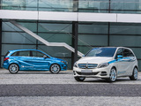 Photos of Mercedes-Benz B-Klasse