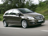 Pictures of Mercedes-Benz B-Klasse UK-spec (W245) 2008–11
