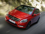 Pictures of Mercedes-Benz B 200 CDI BlueEfficiency (W246) 2011
