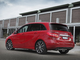 Pictures of Mercedes-Benz B 200 BlueEfficiency AU-spec (W246) 2011