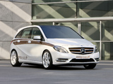 Pictures of Mercedes-Benz B-Klasse E-CELL Plus Concept (W246) 2011