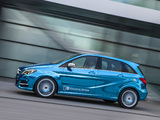 Pictures of Mercedes-Benz B-Klasse Electric Drive Concept (W246) 2012