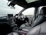 Pictures of Mercedes-Benz B 200 BlueEfficiency UK-spec (W246) 2012