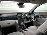 Pictures of Mercedes-Benz B 180 CDI BlueEfficiency UK-spec (W246) 2012