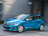 Pictures of Mercedes-Benz B-Klasse Electric Drive Concept (W246) 2012